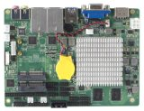 Bay trail 3.5寸主板,雙Intel網口,6COM,9USB