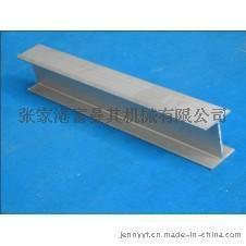 6063轨道铝型材用于建筑, 车体, 办公室等