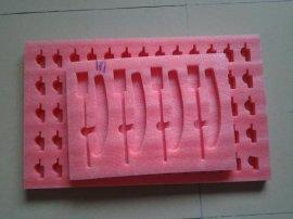 重庆生产销售订做红色防静电高密度珍珠棉
