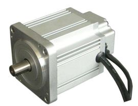 80直流无刷电机带霍尔  310V240V48V24V36V高低压直流无刷80电机