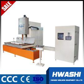 不锈钢水槽厨房水槽自动焊接专科机圆形焊轮高效率焊接