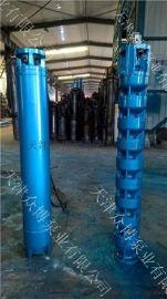 热水深井泵选型, 耐高温100度温泉井用高扬程热水潜水泵