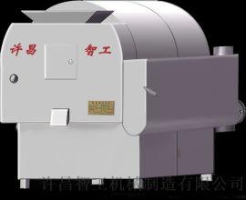 DCCT 15-25机组电磁瓜子脱皮烘炒机
