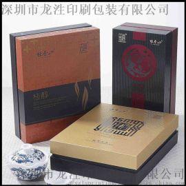 高档保健品精装盒 天然燕窝礼品盒 燕窝木盒设计定做