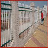 内蒙锌钢护栏 弯头锌钢护栏 圈地围栏网