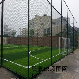 承德篮球场围网 ,篮球场围网施工,4米球场包塑围网