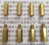 深圳 內外牙銅柱 陰陽隔離柱 控制板支撐銅柱M3/M4M5