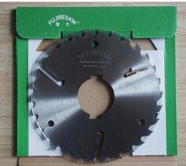 **木工超薄多片锯 带刮刀多片锯锯片 木工多片锯厂家