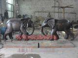 公园广场雕塑摆件铜雕大象工艺品摆件 招财象工艺象 铜雕摆件
