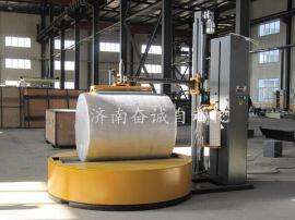 擦布缠绕包装机  薄膜包装机