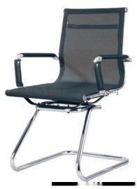 弓形会议椅、会议椅厂家、职员网布办公椅