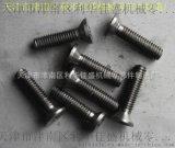天津钛螺丝厂家,国标美标非标钛螺丝,十字沉头钛螺丝
