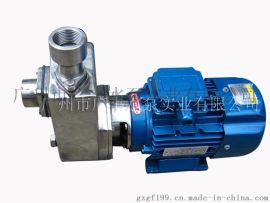 广州广丰不锈钢水泵厂供应40FX-15不锈钢自吸泵