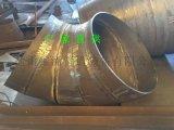 焊接虾米腰弯头|Q235吸水喇叭口支架|鑫涌牌焊接喇叭口
