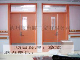 豪森医院专用门 医院门绿色环保