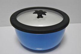 含保鮮蓋6寸陶瓷單層保鮮碗