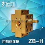鄭州熔體泵廠家供應優質高溫熔體齒輪泵
