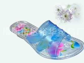 PVC塑料拖鞋