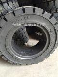 厂家杭州车 28*9-15 叉车实心轮胎 650-10 合力叉车配套轮胎 三吨