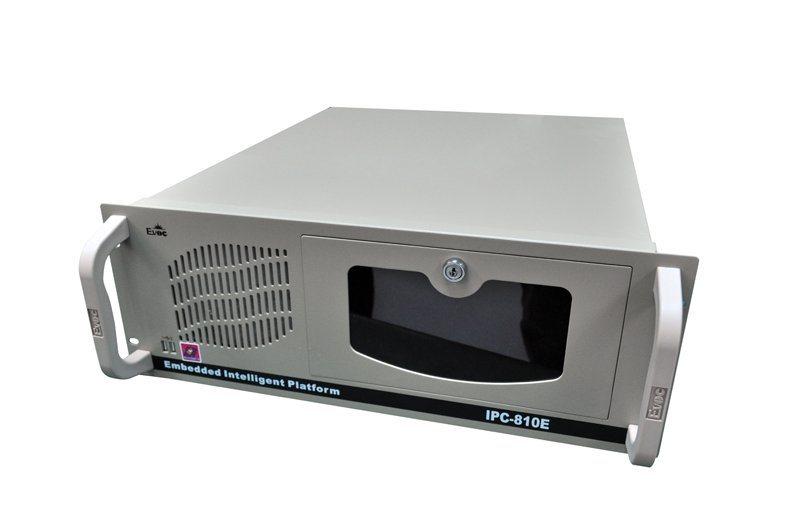 研祥IPC-810E經典4U上架工控機暢銷機型可上G1620/I5/I7