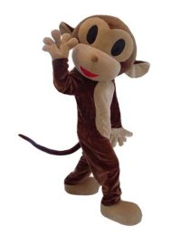 卡通人偶服装 -可爱小猴