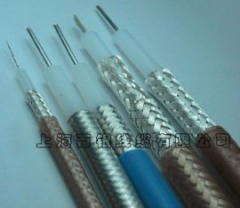 RG/SFF聚四氟乙烯绝缘射频同轴电缆(同轴线)