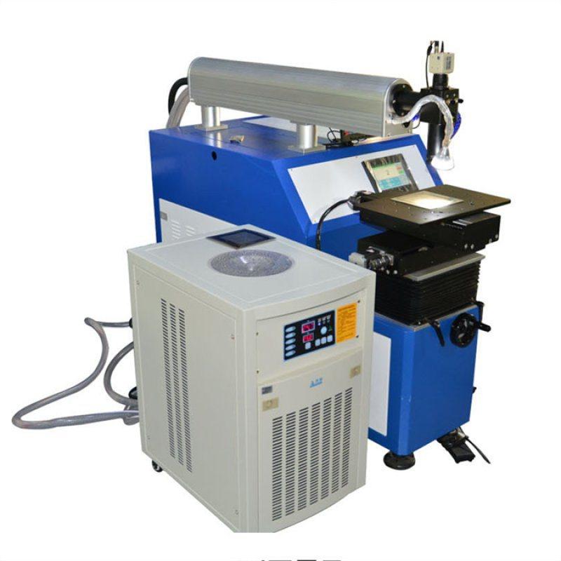 数据线激光焊接机数据线屏蔽罩焊接