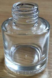 圓形香薰瓶,香水瓶,50ml玻璃瓶,100ml香薰瓶。瓶蓋