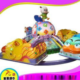 广场游乐设备自控飞羊商丘童星游乐设备厂家品牌
