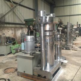 液压芝麻榨油机 全自动快速榨油机 出油率高香油机