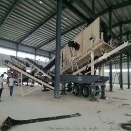济南移动破碎机厂家直销 建筑石子破碎机现货供应