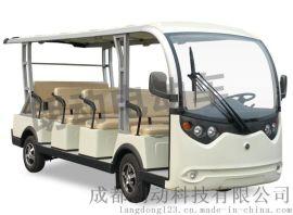 十一座電動觀光車|電動旅遊觀光車|成都朗動