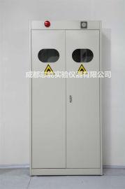 实验室全钢气瓶柜 报警气瓶柜 钢瓶柜 单双三瓶柜