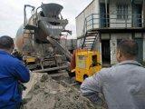 南京二次构造柱泵厂家分享有关搅拌混凝土的方法