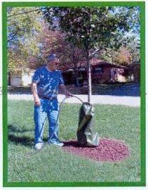 樹木供水用20加侖滴水袋