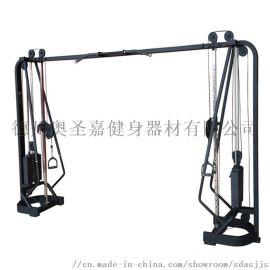 厂家直销多功能龙门架 大飞鸟训练器力量训练器材