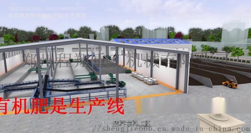 建一条年产5千顿猪粪有机肥生产线设备多少钱