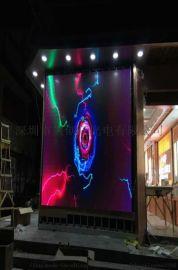 进口室内p2高清LED显示屏型号/酒吧DJ台定制/