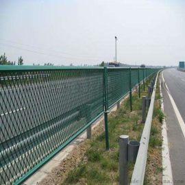 朋英 直销 高速公路防护网 浸塑围栏网 钢板网护栏