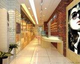 眼镜店装修 太阳镜烤漆展示柜厂家 郑州迪卢装饰