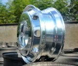 鄭州客車8.25鍛造鋁合金輪轂-輕量化輪轂