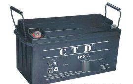 CTD蓄电池, UPS直流屏EPS太阳能专用蓄电池