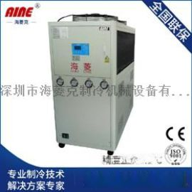 3D玻璃热弯机20HP冷水机