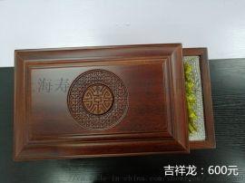 寿鹤实木骨灰盒尺寸 骨灰盒多少钱 寿盒厂家 骨灰盒零售