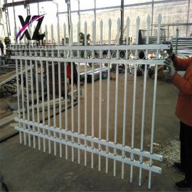 专业生产锌钢护栏、围墙护栏、院墙围栏、围墙栅栏