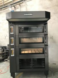 柏川德系三層六盤烤爐