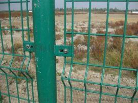 桃型柱护栏 旅游景点抗腐蚀 双边丝护栏网 厂家