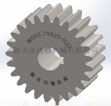 供应标准直齿轮【 M2.75 】,精密齿轮,正齿轮