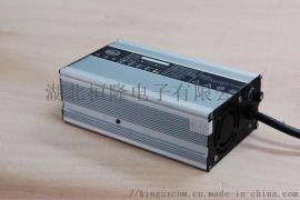 厂家直销磷酸铁锂电池充电器12V30A充电器工厂