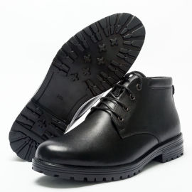 男士休闲靴子执法人员男靴漯河鞋厂军靴厂家